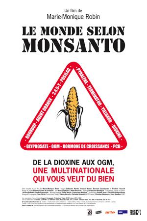 Le Monde selon Monsanto de Marie-Monique Robin dans Agriculture monsanto